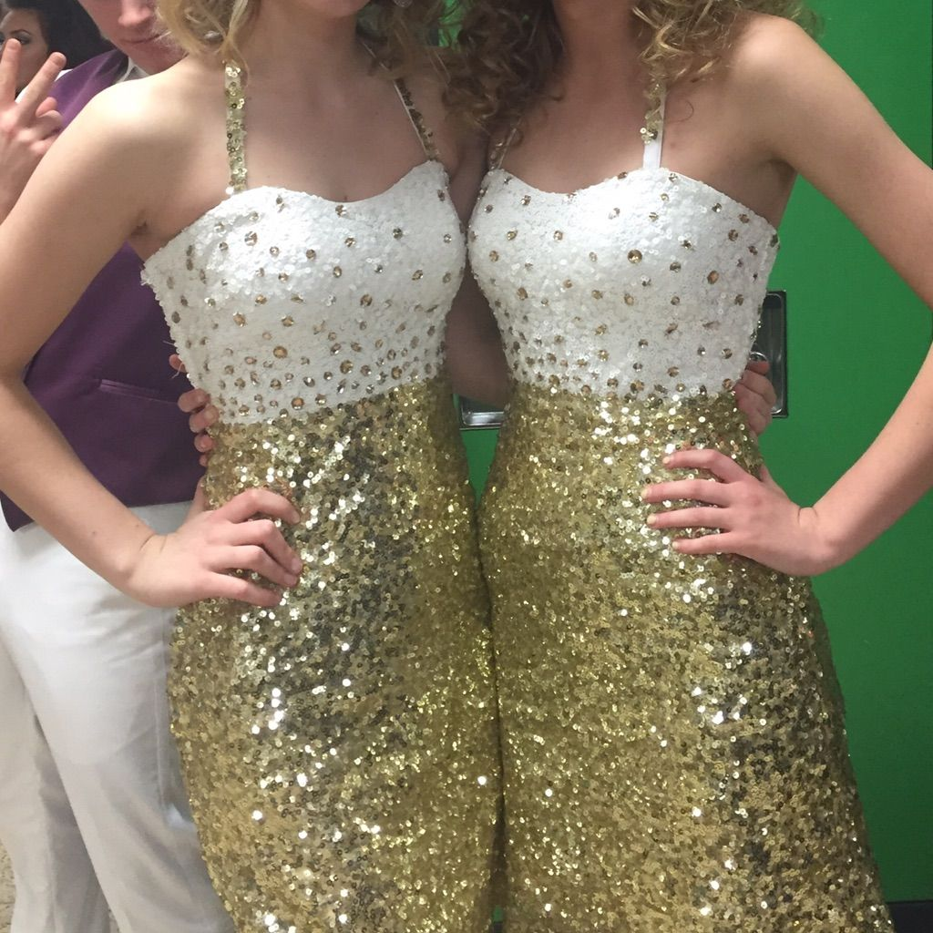 White gold sequin homecoming dress white gold and products
