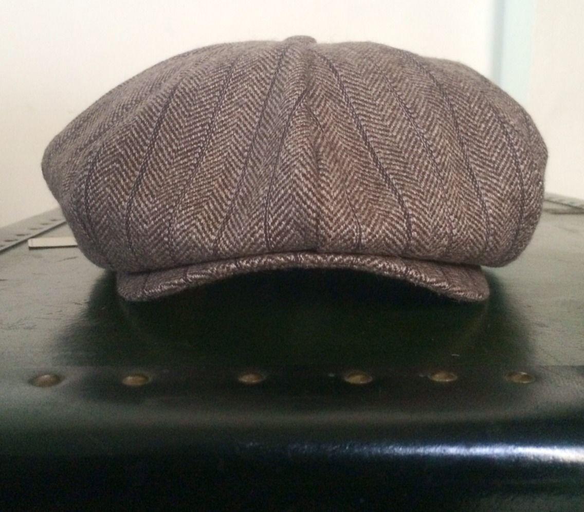 prix modéré Beau design vente officielle Double RL RRL Ralph Lauren Paperboy Driver Hat Cap Chapeau ...