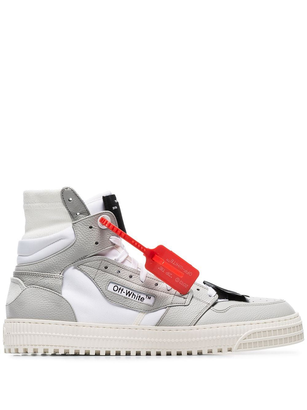Off-White Court sneakers - Grey | Products in 2019 | Off