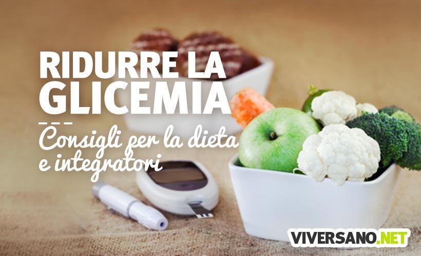 dieta per colesterolo alto e glucosio