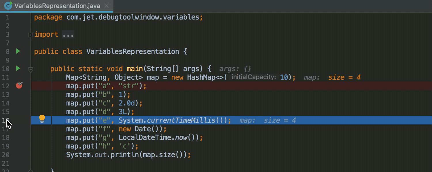 History Coloring Ideas Fresh What S New In Intellij Idea History