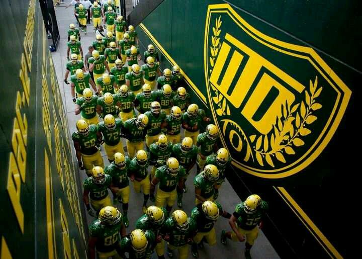 Inside The Mind Of An Athlete Five Part Series Oregon Football Oregon Ducks Football Oregon Ducks
