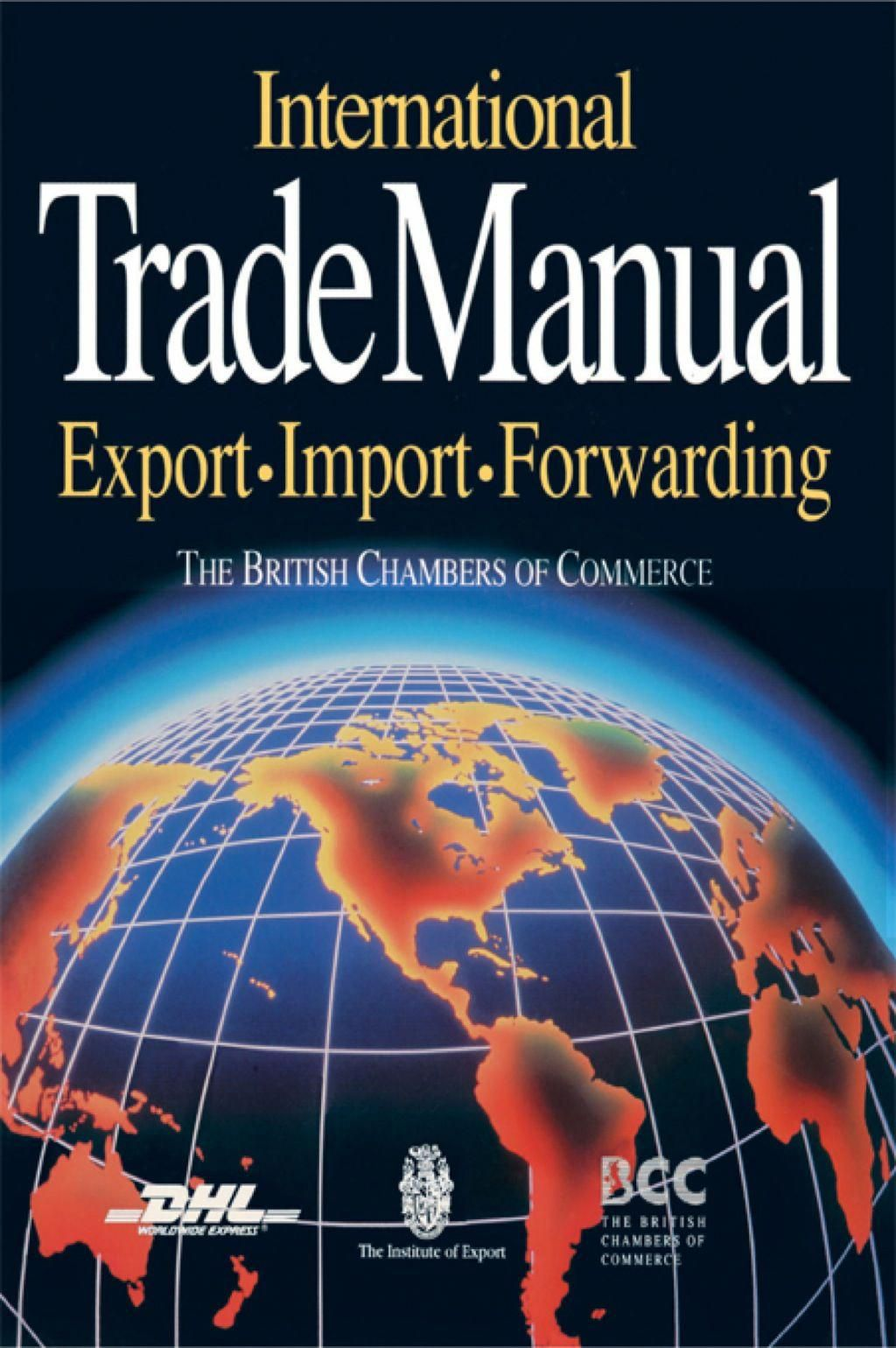 International Trade Manual Ebook Rental Tradingfutures