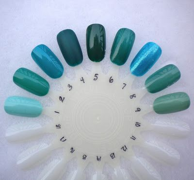 Below Freezing Beauty Swatches In The Snow Green Nail Polish Essie Mint Candy Apple Nail Polish Collection