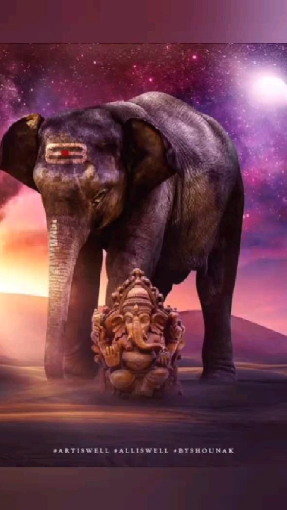 #my friend Ganesha