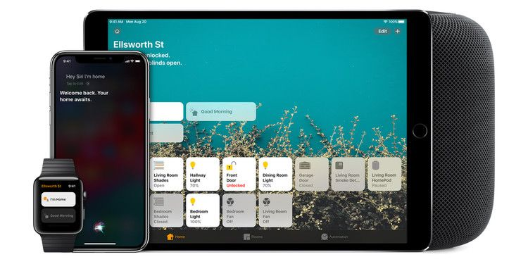 Homekit Weekly The True Benefit Of Homekit Is In The Automations You Can Create 9to5mac In 2020 Kit Homes Smart Home Smart Home Automation