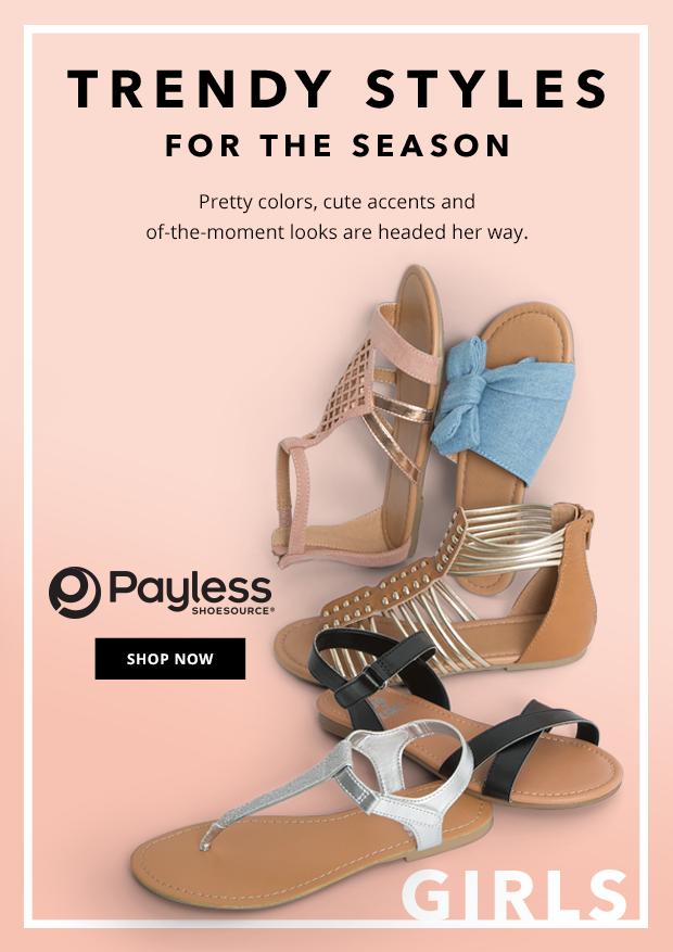 Girls sandals, Trendy sandals