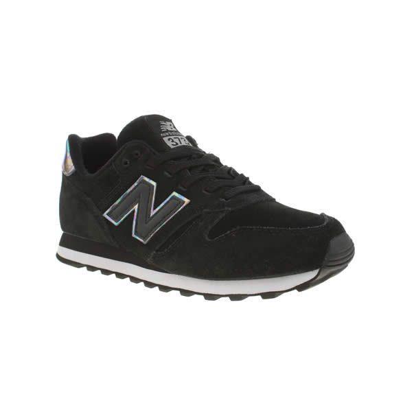 new balance 373 triple black