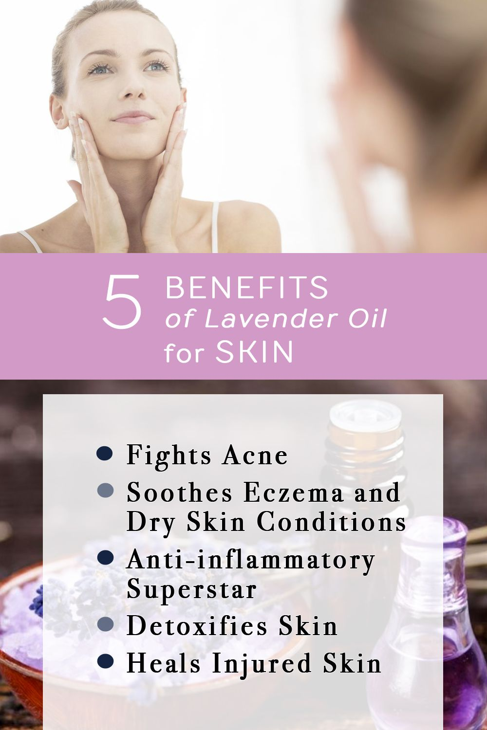 Top 10 Benefits Of Lavender Essential Oil Lavender Oil For Skin Lavender Benefits Oils For Skin