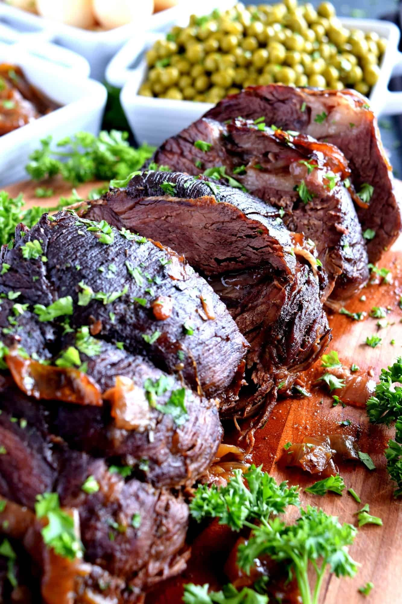 17 Big And Hearty Beef Recipes Lord Byron S Kitchen In 2020 Sirloin Recipes Oven Roast Beef Roast Beef Recipes