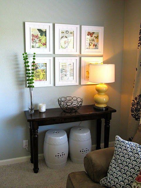 Family Room Display