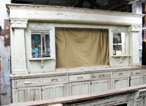 Architectural Salvage Would Look Awesome In A Store Or Restaurant Behind The Counter Bar Or Along A Bi Architectural Salvage Architectural Pieces Architecture