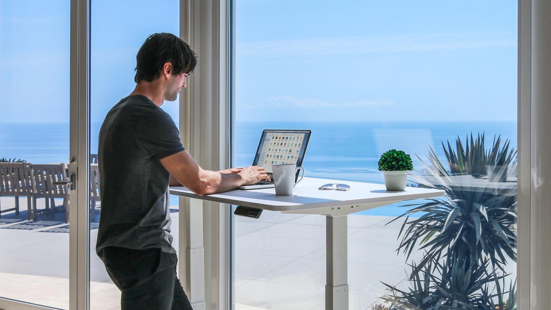 SmartDesk 2 Home Office Desk, Office gadgets
