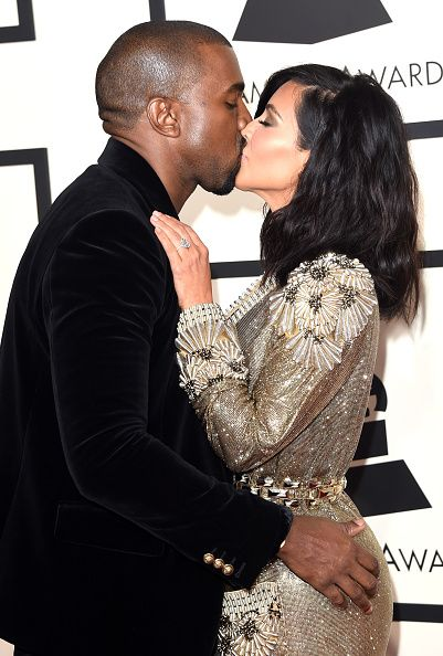 Grandmaster G Photo Kim Kardashian Kanye Cute Celebrity
