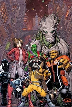 Guardians Of The Galaxy Vol 4 #1 Cover A Regular Arthur Adams Cover - Midtown Comics