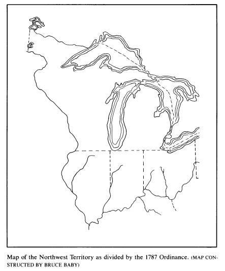 Ohj Archive Northwest Ordinance Northwest Territory