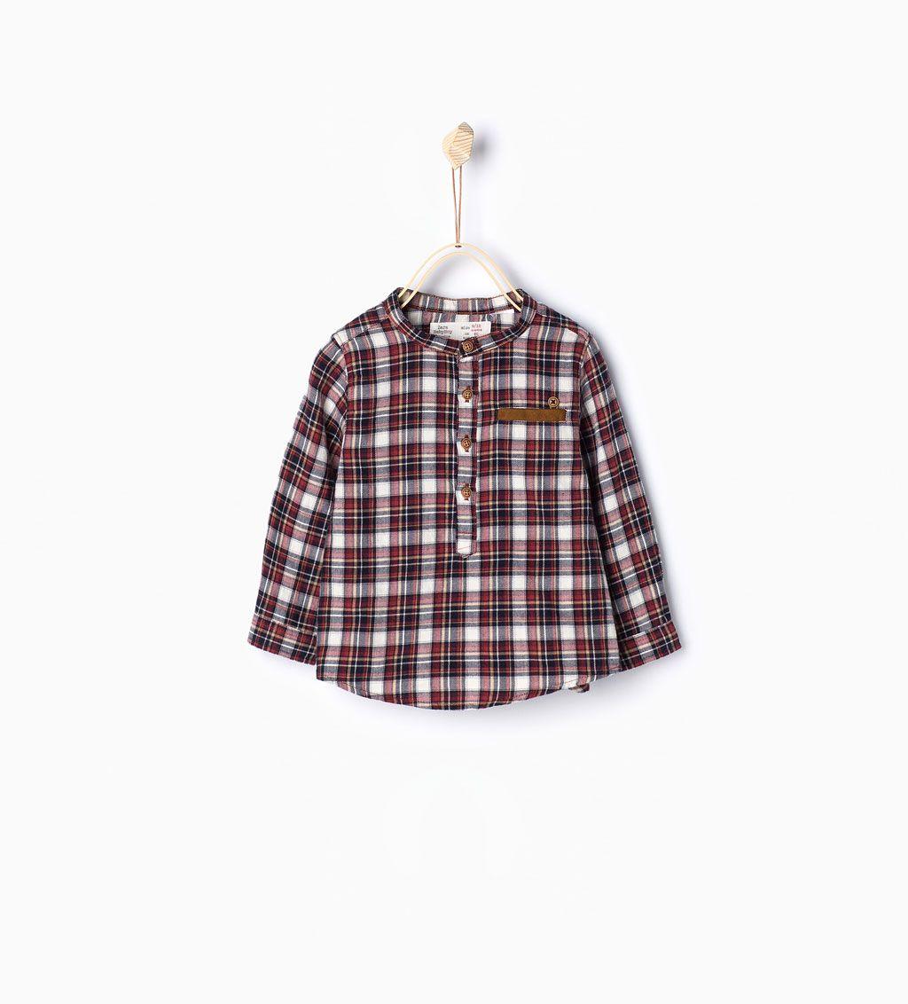 Hemd mit Maokragen | Inspiration Kleidung Weihnachten | Pinterest ...
