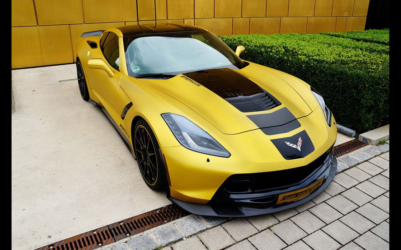 GeigerCars Chevrolet Corvette C7 Stingray
