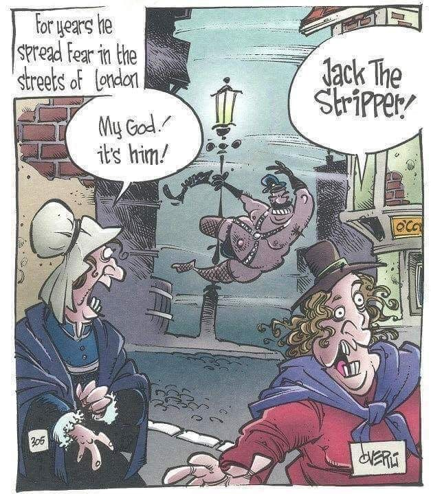 strip Funny about strippers comic