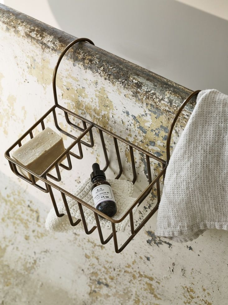Vintage Luxe New Bath Accessories from Rowen & Wren with