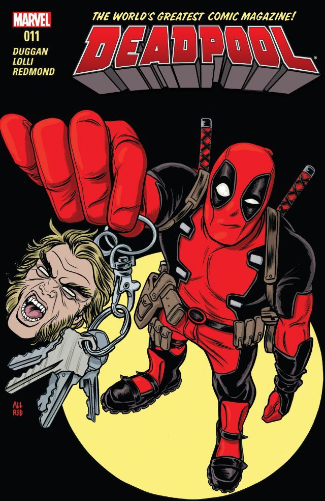 Deadpool (2015-2017) #11 - Comics by comiXology
