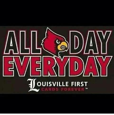 Pin By Jeanine Triplett On U Of L Cardinals Louisville Cardinals Football Louisville Cardinals Basketball Louisville Cardinals