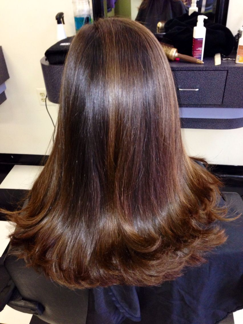 Long Layered Haircut Done By Brittany Leith Work Done By Brittany