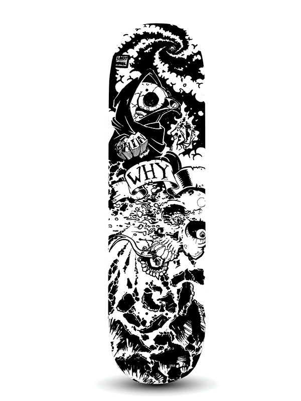 Black And White Skateboards (39 Wallpapers) – HD Desktop ...