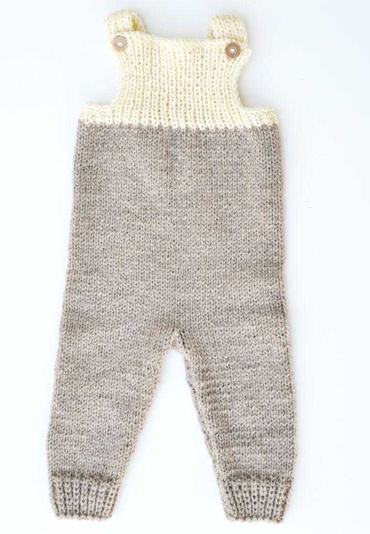 d6c3da575efd Lalaka hand knit coveralls.