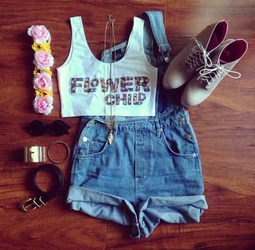 Daily New Fashion : Cute Teenage Fashion