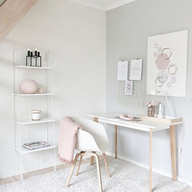 Cute Officedesk Ideas: I Like Simplicity! ...It S Beautiful And I Think It S