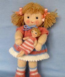 Lulu e la sua piccola bambola