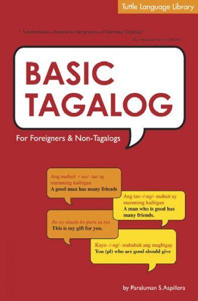 Essential Tagalog Grammar - Contents
