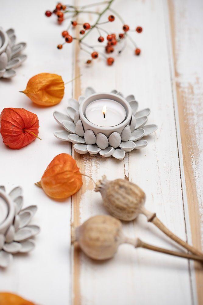 Bild von Basteln Sie leuchtende Herbstdekorationen [Werbung]   DIY Blog   Do-it-yourse