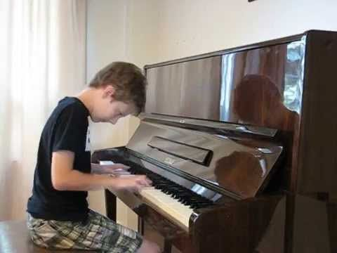 Carousel of Emotion. Original piano composition by Adam Kulju (10 yrs old)