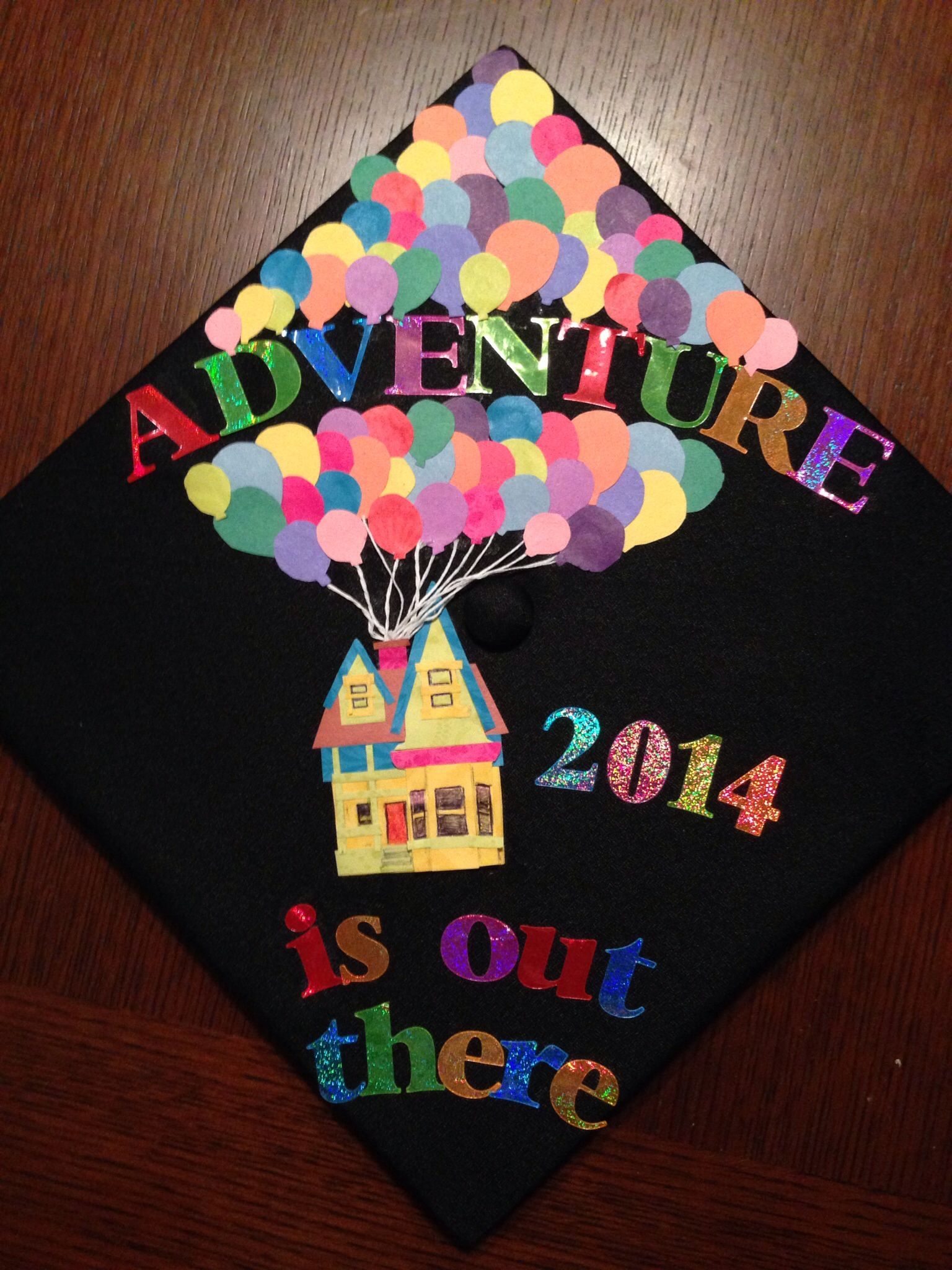 Decorating graduation cap ideas for teachers - Graduation Cap Graduate College Up