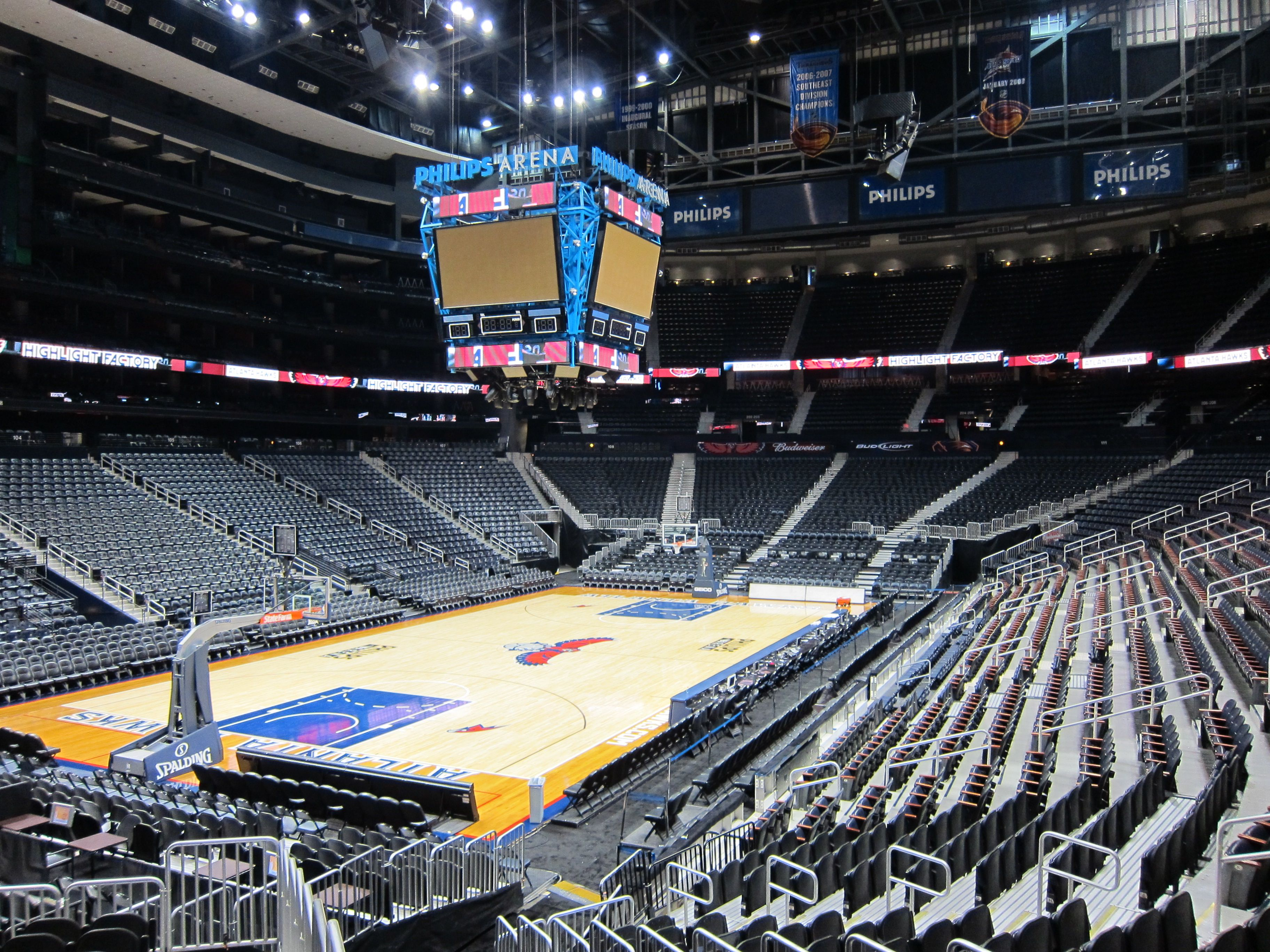 Philips Arena Sports Tickets Sports Sports Arena