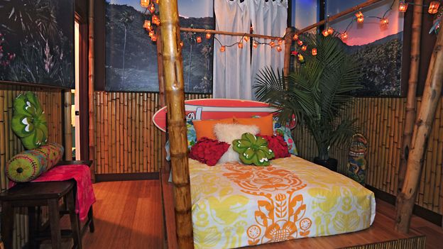 tiki bedroom #tiki #bedroom #design | tiki-tastic | girls