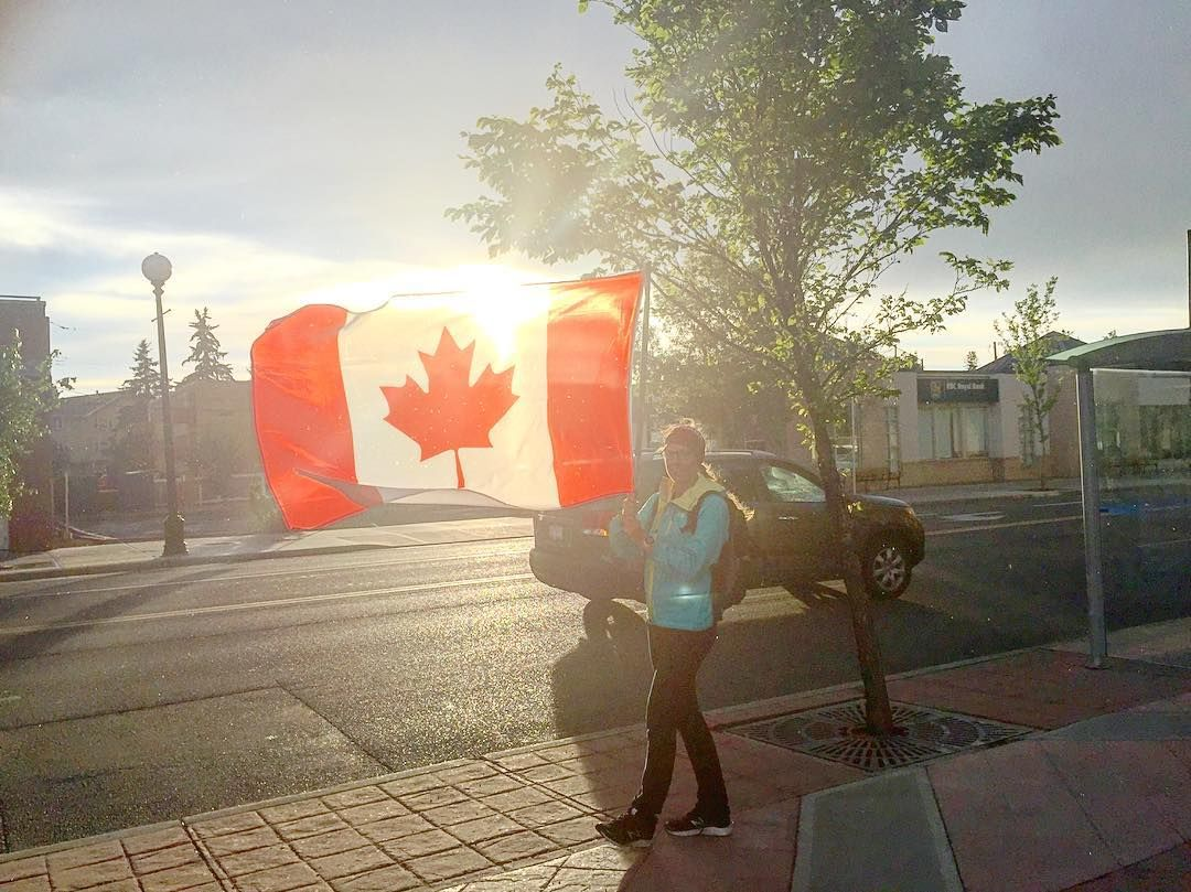 Showtime #Canada150 : @jojo_barrientos