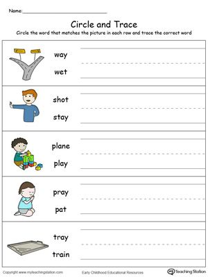 Early Childhood Writing Worksheets Kindergarten Worksheets