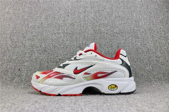Supreme x Nike Zoom Streak Spectrum Plus  Habanero Red  AQ1279-100 ... 2f2a171f3