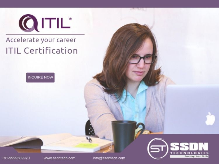 Itil Certification Itil Foundation Certification Training Train Companies Technology Infrastructure Train