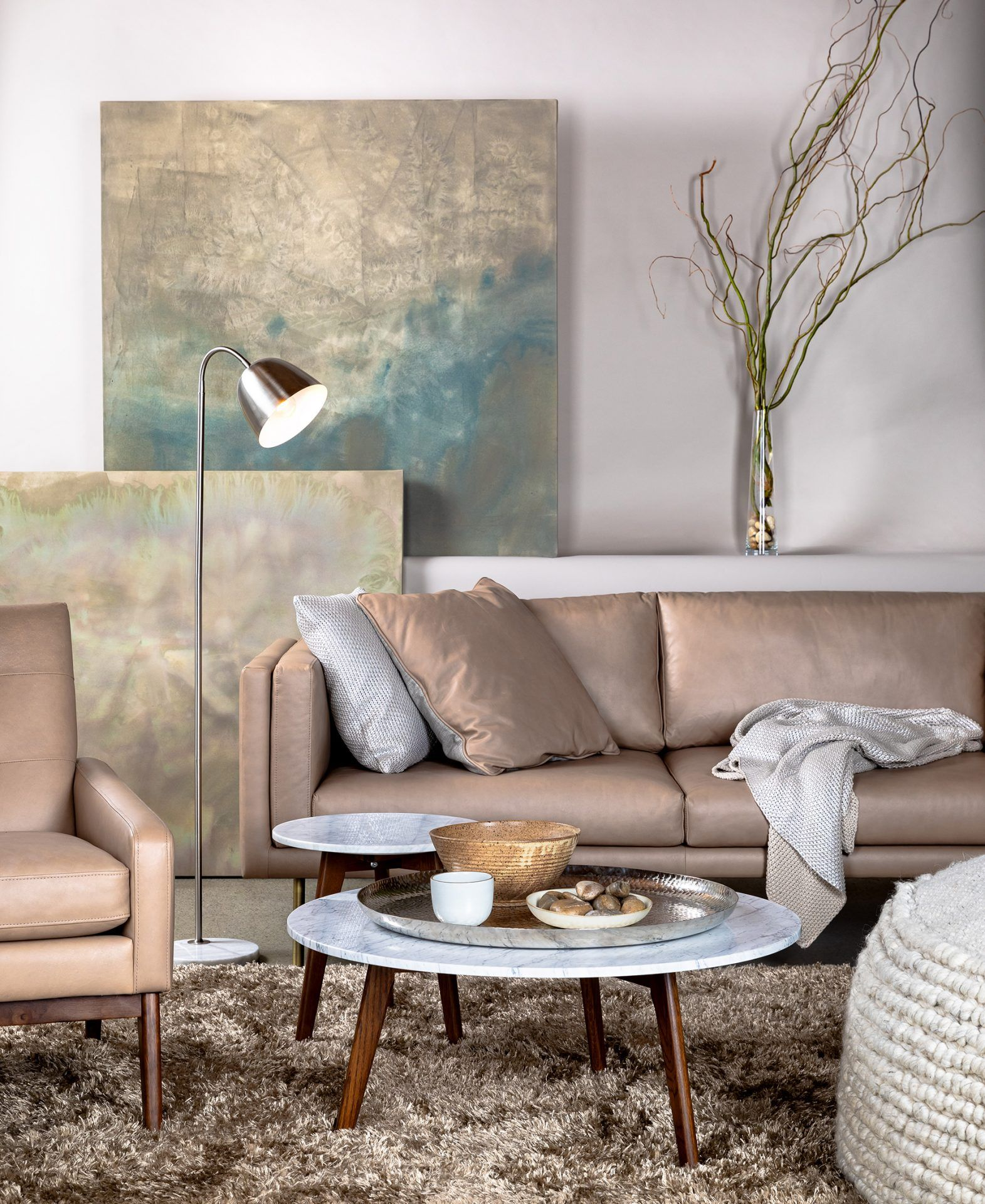 How To Choose A Sofa Color For Your Living Room Articulate Taupe Sofa Living Room Taupe Living Room Leather Living Room Set Mink living room decor
