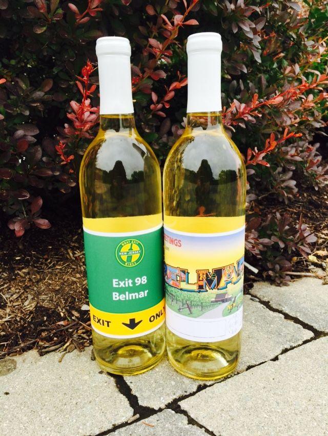Belmar 2-bottle set. #JerseyShore