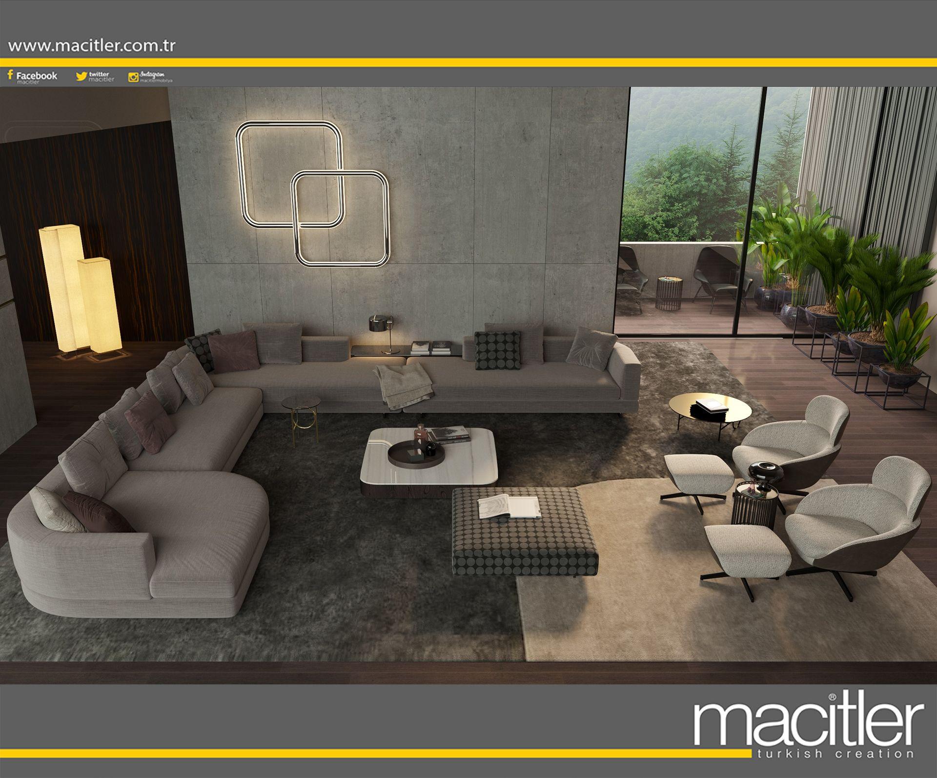 Songul Duru Adli Kullanicinin House Panosundaki Pin 2020 Mobilya Ev Dekoru Oturma Odasi Fikirleri