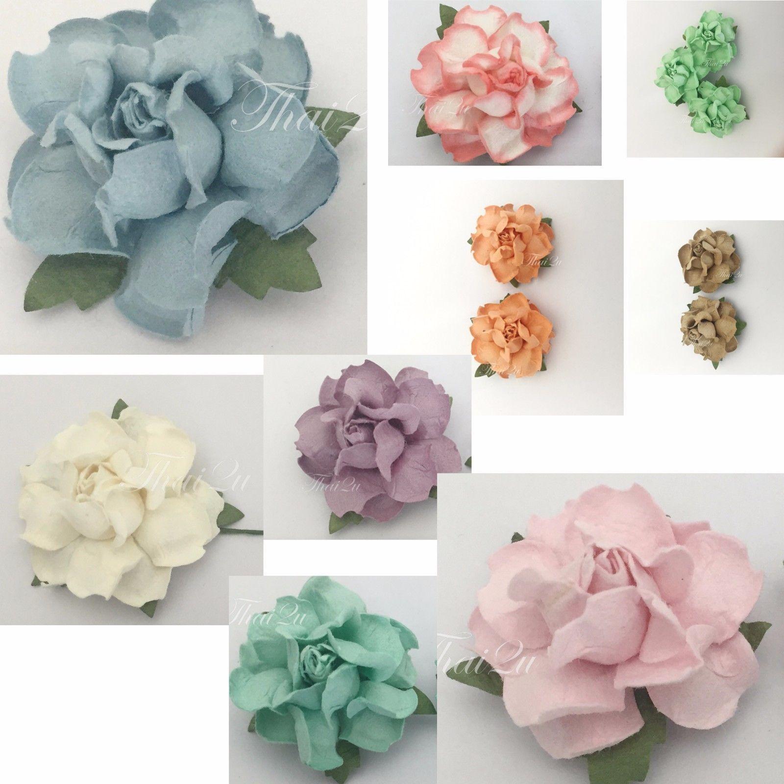 Diy paper flower wedding decorations   Pastel Mulberry Paper Flower Diy Wedding Card Craft Scrapbook