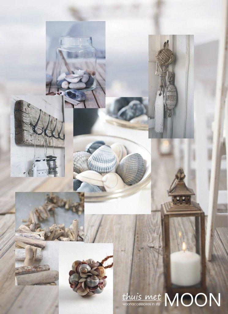 Zomerse strandsfeer in huis interieur inspiratie thuis for Huis en interieur
