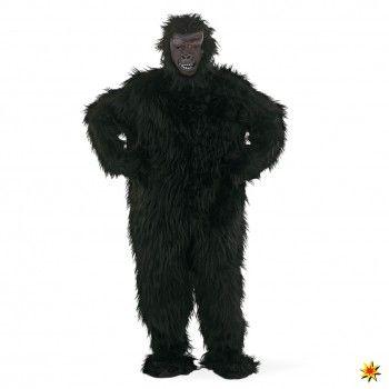 kost m gorilla overall affe schwarz pinterest affen herren kost m und tierkost m. Black Bedroom Furniture Sets. Home Design Ideas