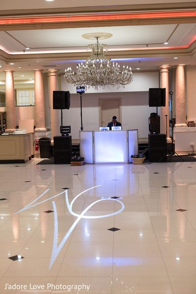 DJ ready for the party http://www.maharaniweddings.com/gallery/photo/110889