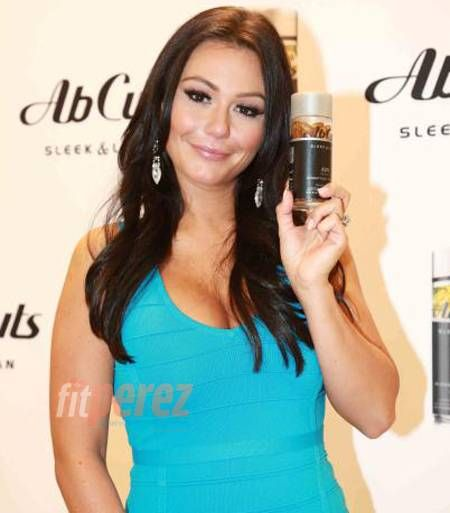 Jwoww Hits Gnc For An Abcuts Signing Gnc Abs Celebrity